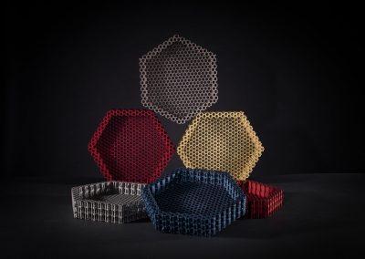 aluminium Ferri design expérimental