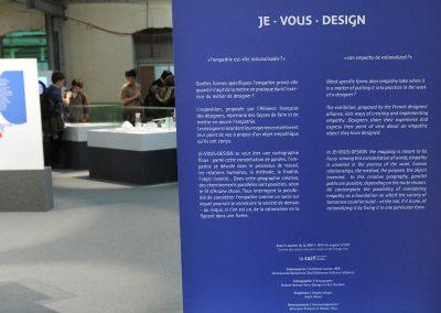Bruno Lefebvre, biennale du design
