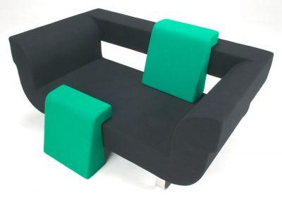 Canapé design c+b  Lefebvre