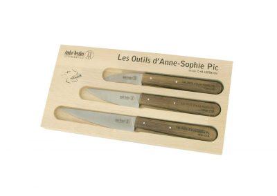 couteaux design ecook