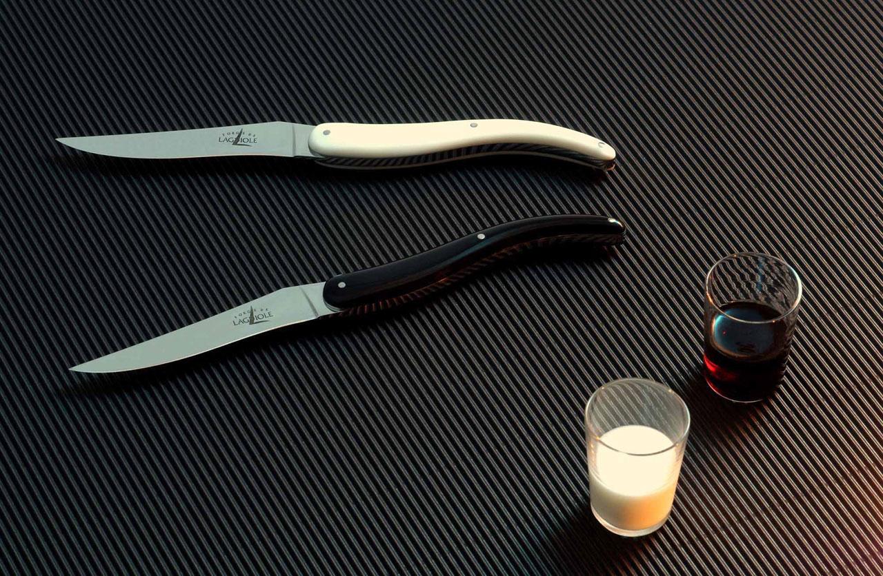 galble couteaux r alis pour la forge de laguiole. Black Bedroom Furniture Sets. Home Design Ideas
