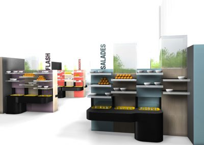 meuble cantine design