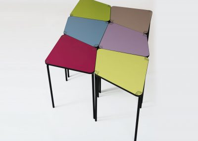 table design scolaire