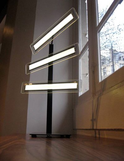 Lumière Oled pour blackbody
