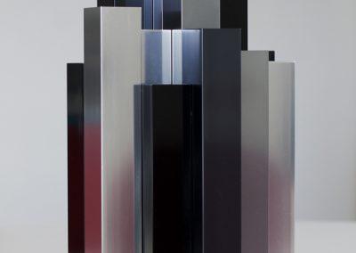 Vase création design building