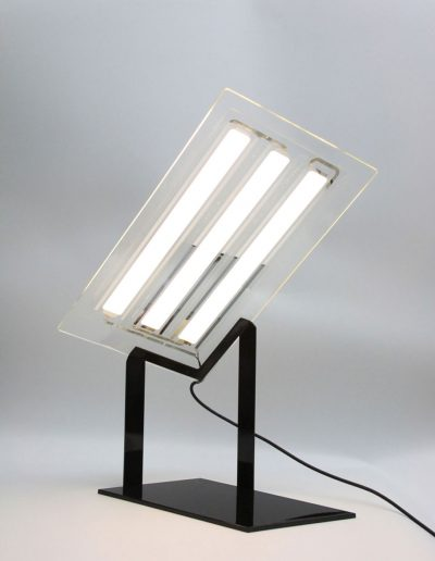 borne de lumière design