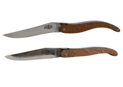 couteau design Bruno Lefebvre
