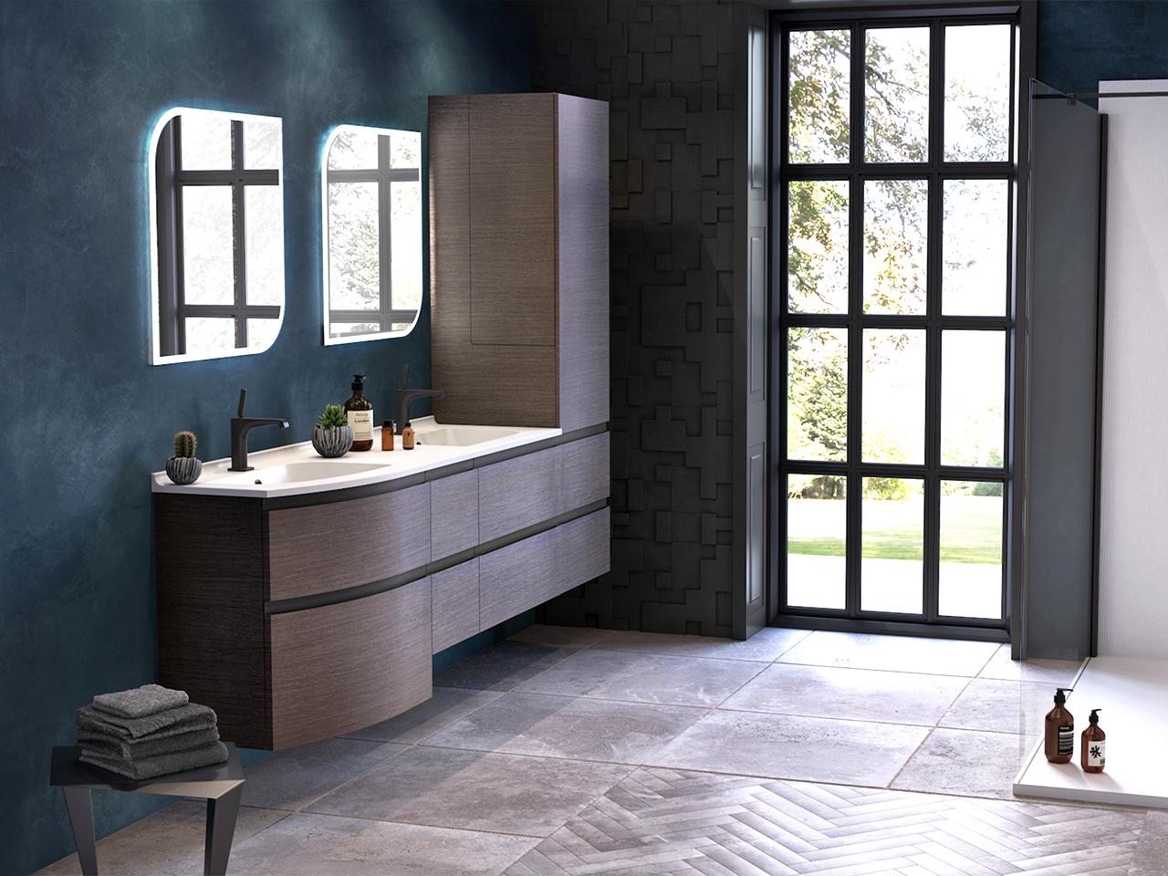 Aviso ambiance bain c b lefebvre design agile - Fabricant meuble de salle de bain ...