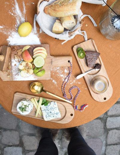 Le Regal planche ustensile cuisine eco-design