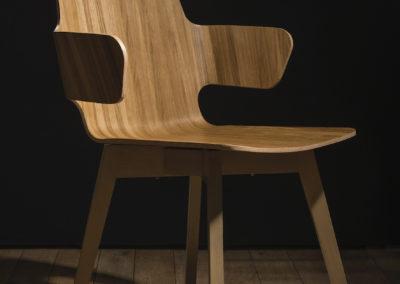Le fauteuil design ECCE est signé C+B Lefebvre