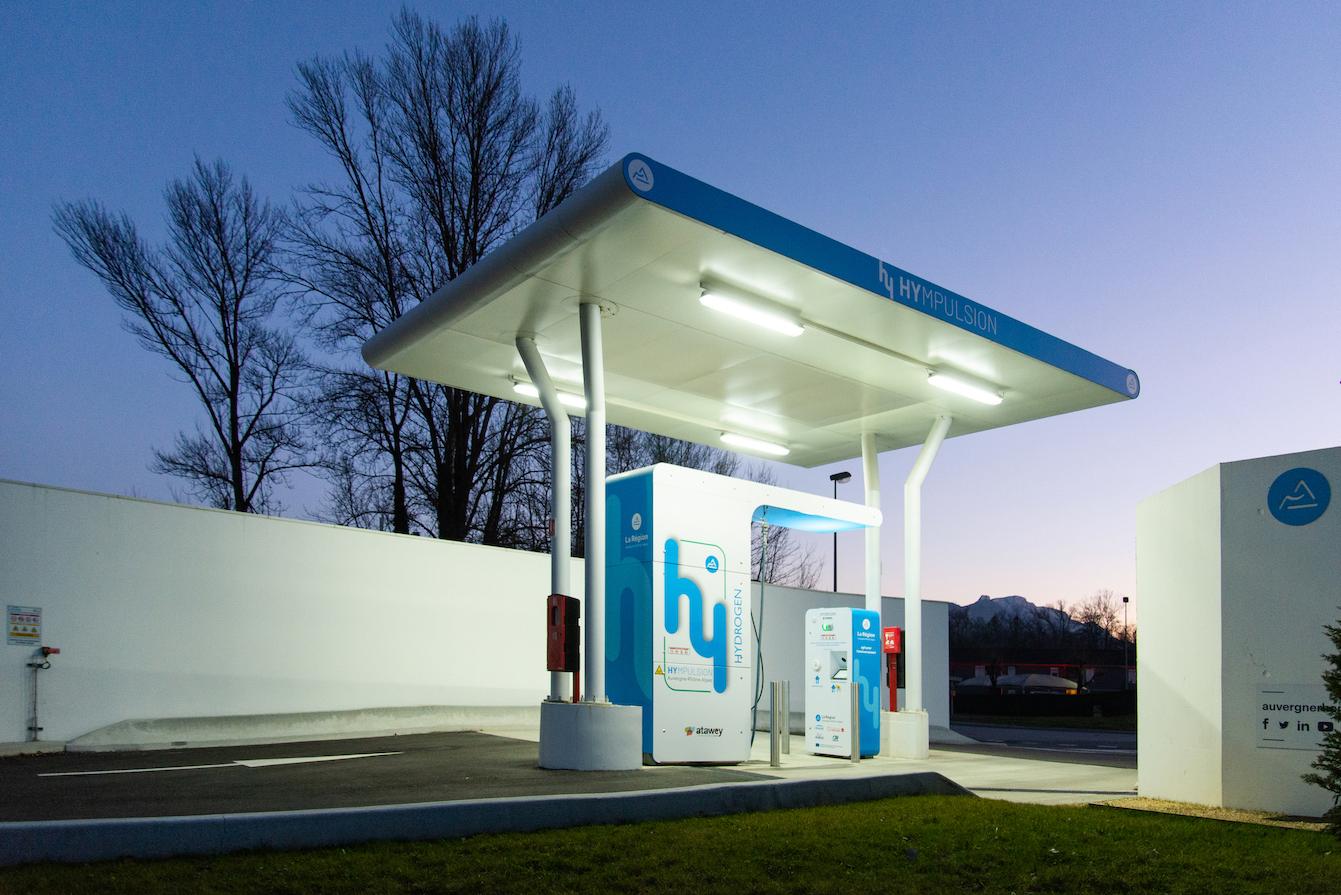 Station Hydrogène, Design Stratégique, Expérience, Eco-design, innovation